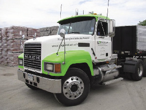 Gro Jr Of Kingston Block Masonry Supply Takes Profound Role In Manufacturing Line Cmu Company Goes Green With Pozzotive
