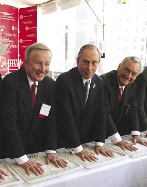 Weill Cornell Medical College breaks ground on $650 million