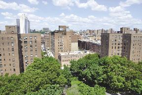 East Harlem S Riverton Square Experiencing Leasing Boom Nyrej