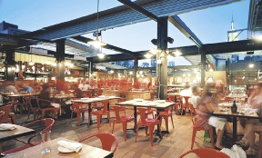 TPG Architecture Designs 6,000 S/f Rooftop Restaurant/brewery