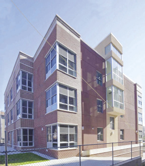 Green Project Of The Month Design Aidd Honored By Icf