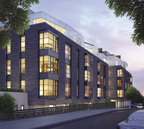 Sterling Equities And Westbrook Partners 345 Carroll Street Development Is 40 Sold Design By Gluck