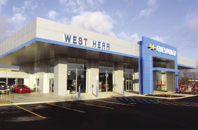Beautiful Picone Construction Completes Renovations To West Herr Chevrolet; 8040  Transit Road In Williamsville