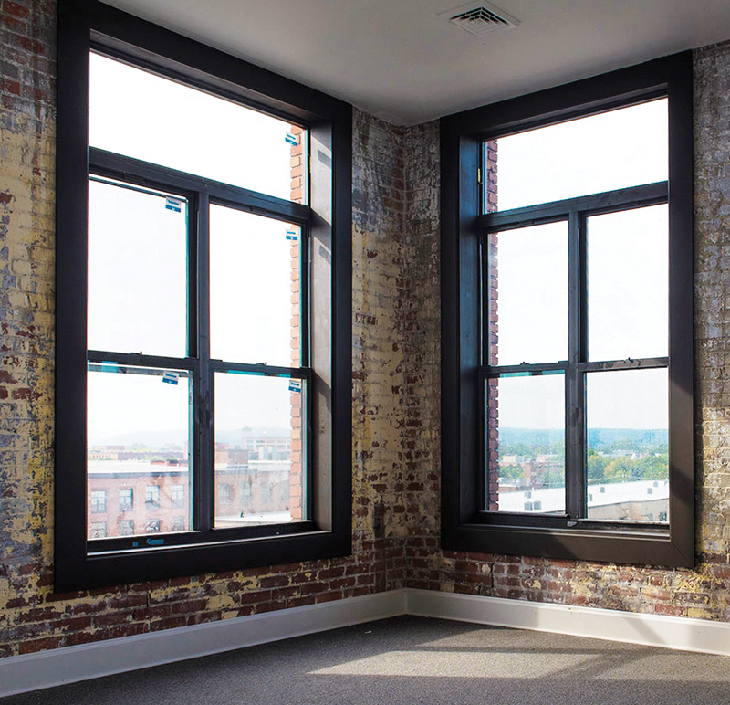 As is typical of buildings over 100 years old, there were many installation challenges to manage on site, primarily because the window opening sizes varied ...