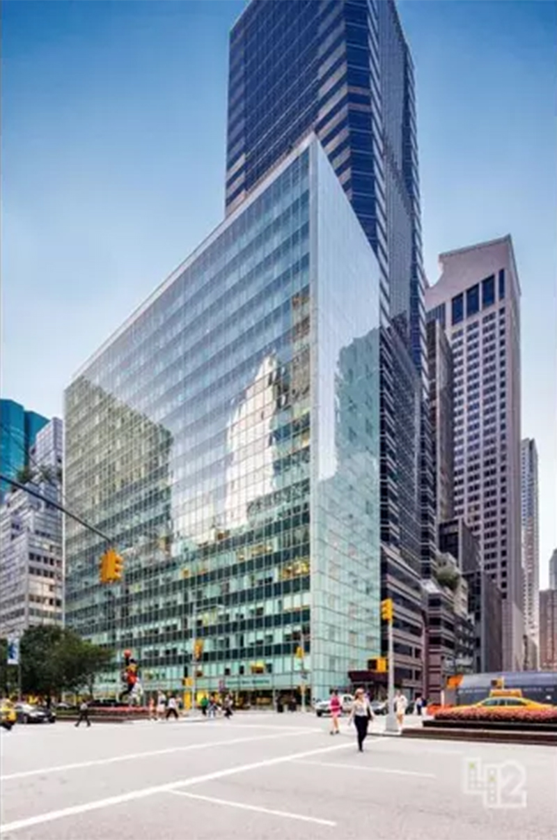 Mercedes Benz Midtown >> Bibi of RKF represents Cellini in 2,914 s/f lease at 430 ...