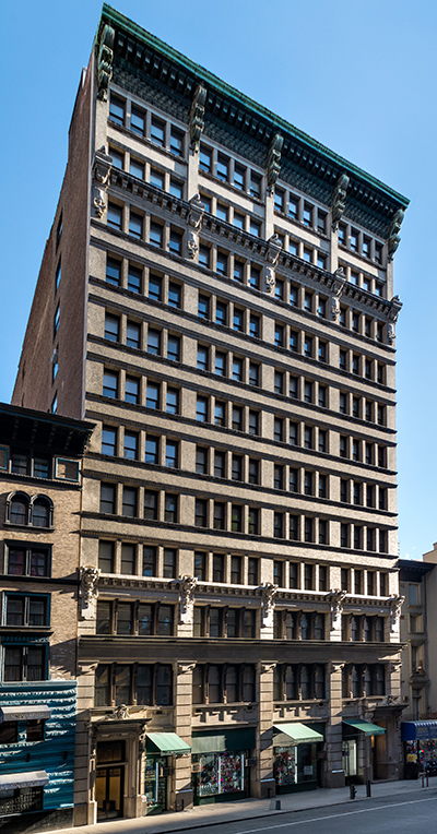 Savanna acquires 31 west 27th street nomad for 126 for West 27th street nyc