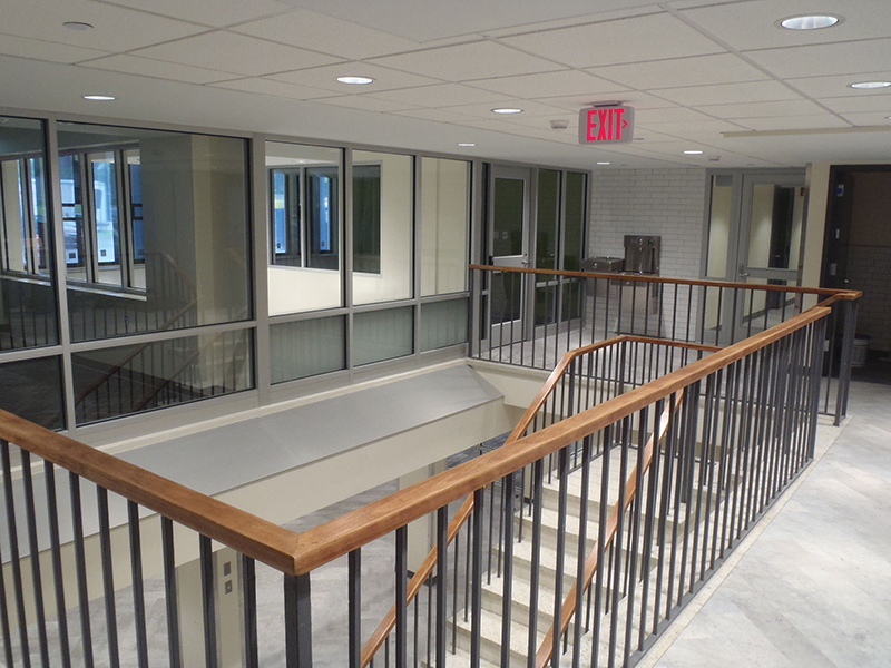 Improvements at University at Albany's Herkimer Hall complete; part of $47 million in capital projects at SUNY Campuses