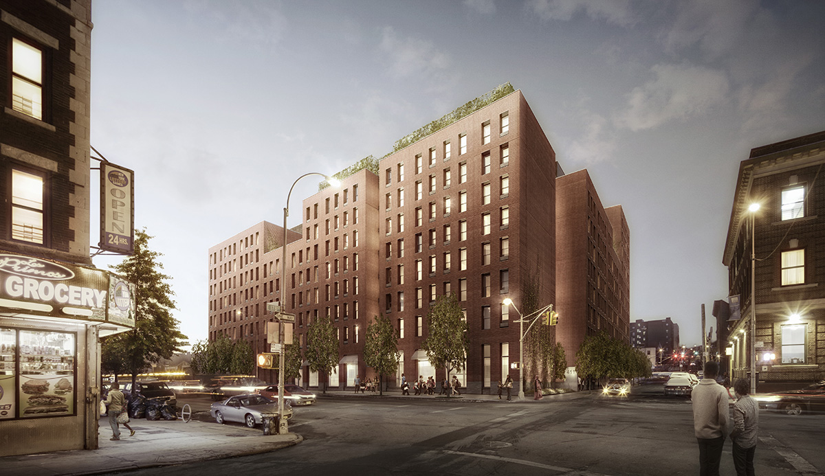 breaking ground opens cookfox designed bronx affordable housing