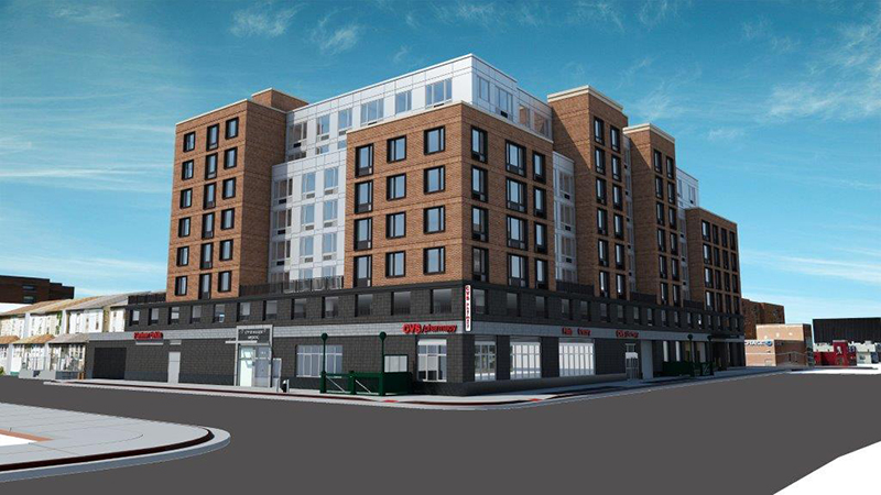 racanelli serves as construction manager on 225 000 s f mixed use project project team includes. Black Bedroom Furniture Sets. Home Design Ideas