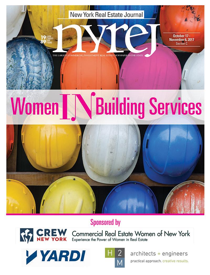 October Spotlight: 2017 Women in Building Services