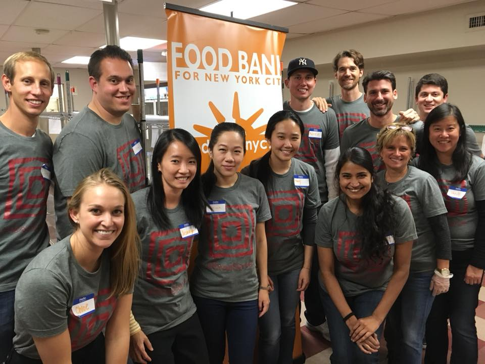 Jonathan Rose Companies celebrates spirit of Thanksgiving with National Volunteer Day