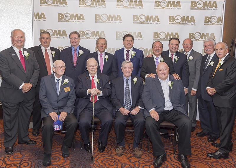 BOMA New York hosts 50th anniversary at Mandarin Oriental