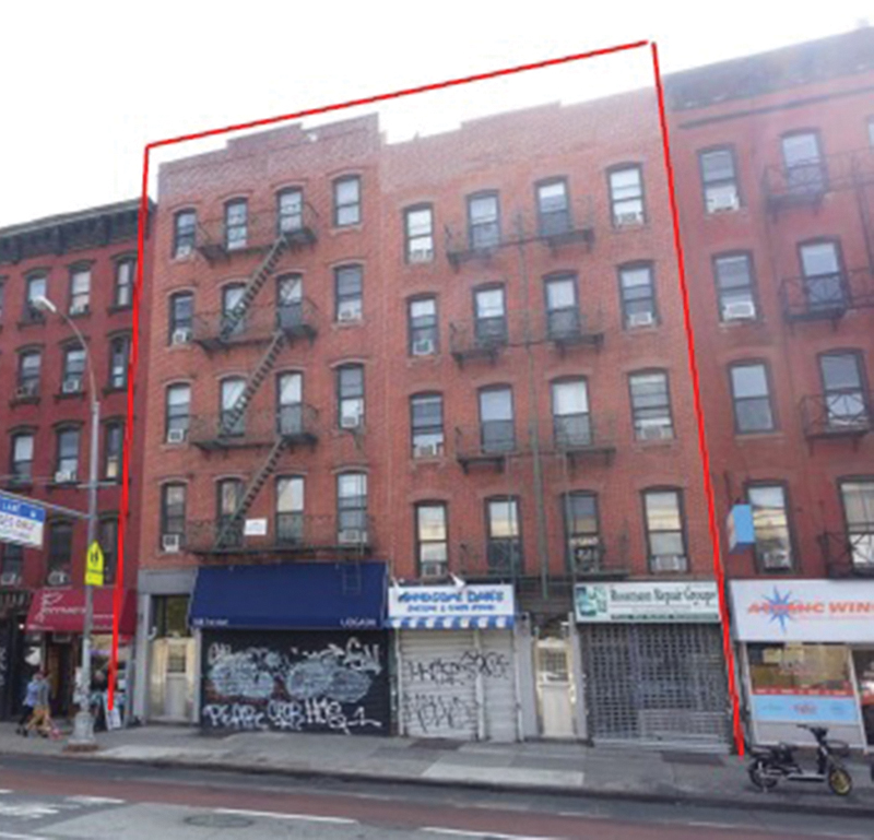 Ferrara of Brax Realty represents HUBBNYC, buyer, and seller Allen Park in $14.25 million sale of 14,900 s/f East Village package