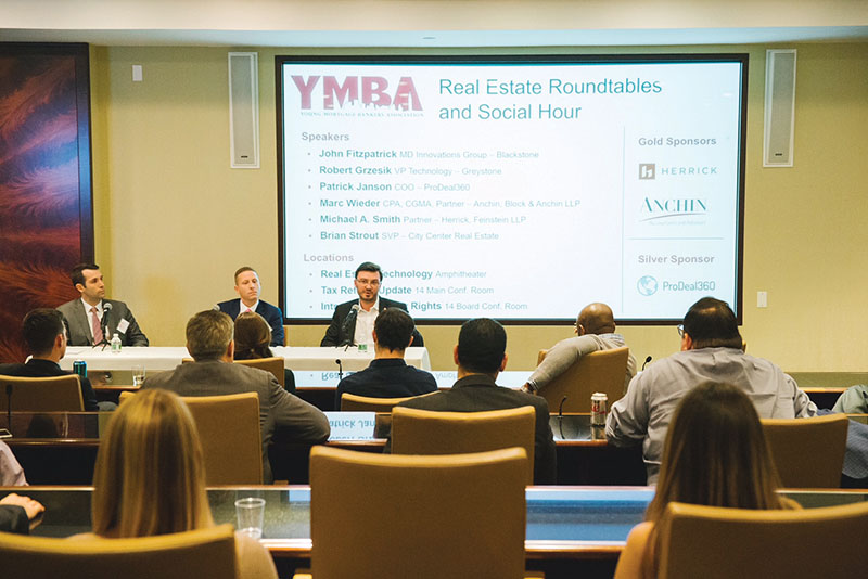 Herrick, Feinstein LLP hosts Young Mortgage Bankers