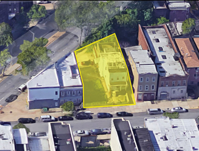 The Corbin Group at Besen & Associates closes $1.35 million sale of vacant two-story property in Brooklyn's Ocean Hill neighborhood