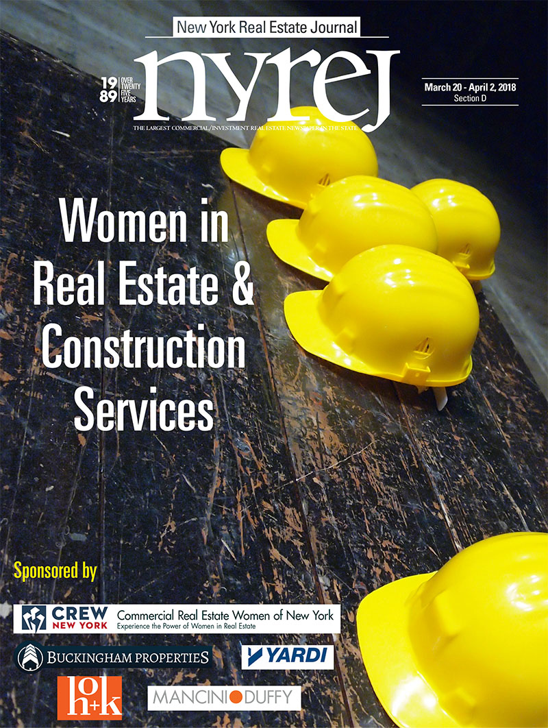 March Spotlight: 2018 Women in Real Estate & Construction Services