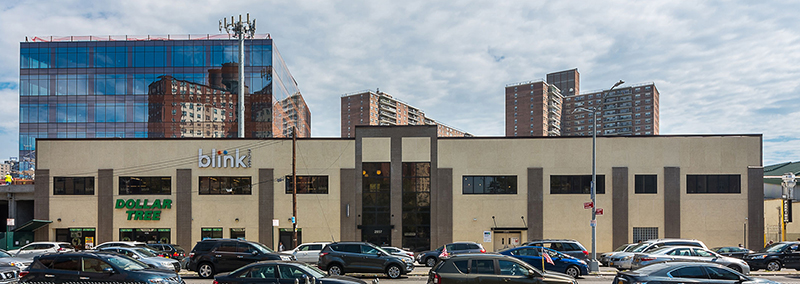 Schechtman and Velotta of Meridian Investment Sales sells newly renovated commercial building in Brooklynfor $23 million