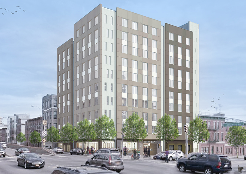 Rubie and Rubie of National Standard Abstract provide title insurance for $35.791 million affordable housing faith-based development in Brooklyn