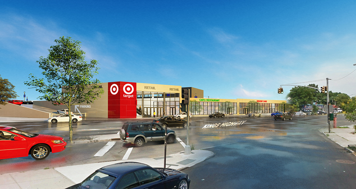 howard of ripco arranges 50 000 s f lease to target on kings hwy brooklyn nyrej. Black Bedroom Furniture Sets. Home Design Ideas