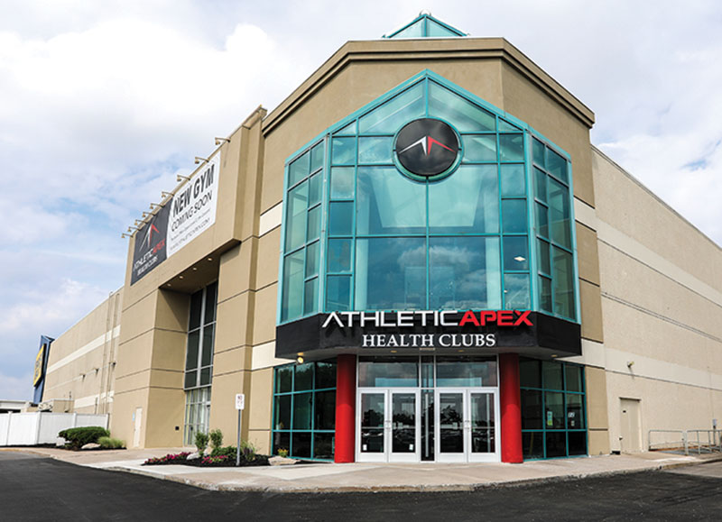 Destiny USA welcomed Athletic Apex with grand opening June 22nd