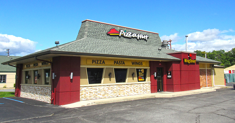 Horvath, Tremblay and Black of Horvath & Tremblay sell Pizza Hut/Wing Street in Kingston for $675,000