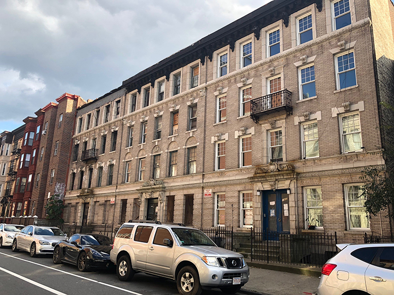 GFI Realty Services retained as exclusive sales agent for 28-unit apartment portfolio in Brooklyn's Crown Heights neighborhood