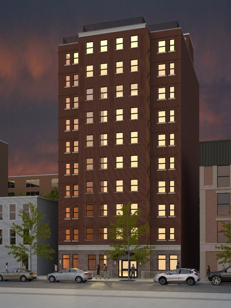 The Doe Fund Breaks Ground On 10 Story Affordable Housing