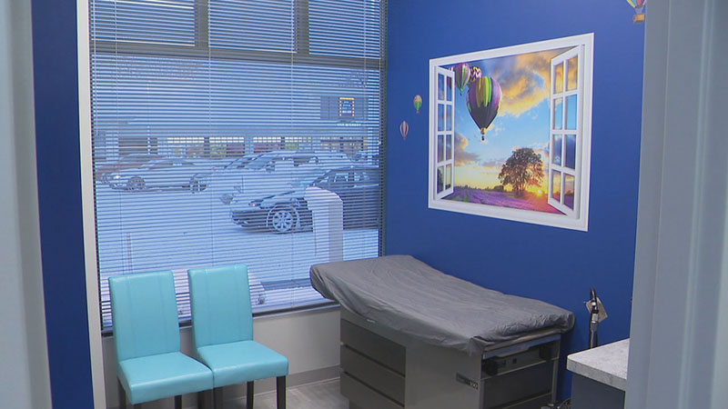 Empire Commercial completes build-out for Pediatric Urgent Care