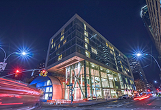 City Tech opens Perkins Eastman-designed academic complex; 365,000 s/f project built by Sciame Construction