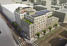 CetraRuddy chosen to design 806 Ninth Avenue project developed by Hudson Cos. and Housing Works