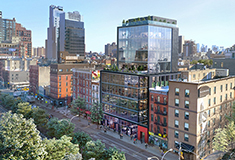 Appel, Schwartz, Diaz and Cotter of JLL Capital Markets secure $66.7 million loan at 141 East Houston Street