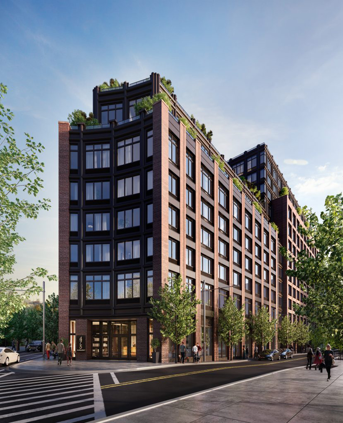 Brooklyn S 475 Clermont Cleared For Occupancy In Fort: BCG And RXR Realty Celebrate TCO At 475 Clermont; Designed