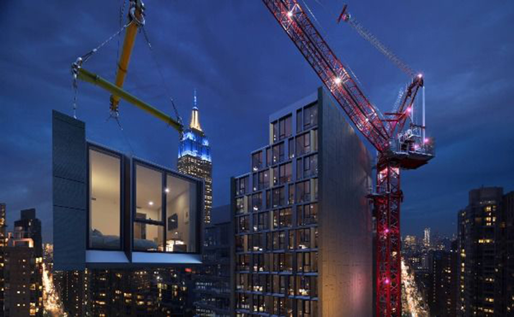 Avana Capital Provides 65 Million Construction Br Loan For 168 Room Ac Marriott Hotel In Chelsea Nyrej