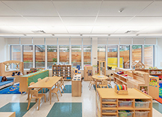 NYC School Construction Authority and CTA Architects, P.C. complete UPK Q368 within Queens Passive House building
