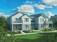 Georgia Green and East Hampton Housing Authority begin $24 million, 37-unit workforce housing development