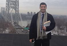 Executive of the Month: Michael Ferrara, managing principal at Brax Rlty., attributes success to experiences, social media