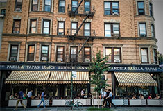 Schwarz and Ficelman of Lee & Associates NYC handle 5,600 s/f lease at 2 Bank St.