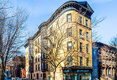 Doshi and Mehra of Meridian Investment Sales represent <br>buyer and seller in $15 million sale in Brooklyn Heights