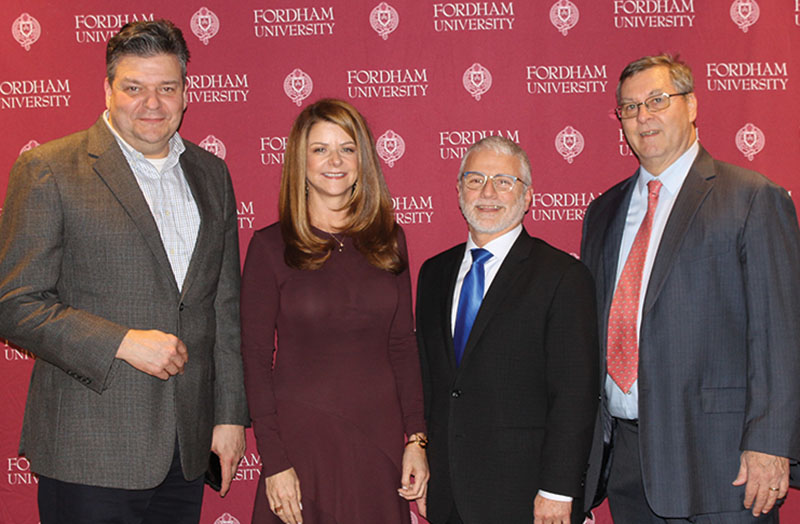Fordham REI and Gilmartin of L&L MAG present Heroes and Champions (+ One)