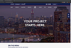 Outsource Consultants launches website with technologies designed for architects, engineers, property mgrs., owners