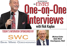 New One-on-One Interview with Michael Sahn released on NYREJ's YouTube channel