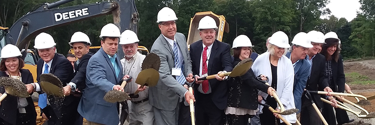 Bellefield Development breaks ground on phase 1 of $500 million project in Hyde Park; Developed in partnership with Shaner Hotel Group
