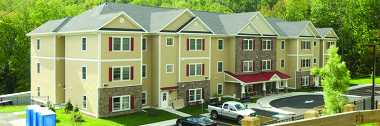 Oneonta Heights, $15.9 million development, holds grand opening; CPC provides $10.5m construction loan and $550,000 private pension fund permanent loan