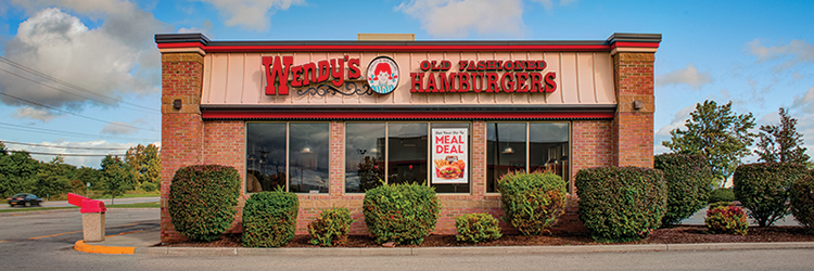 Black of Horvath & Tremblay acts for buyer and seller in $1.855 million sale of Wendy's in Amsterdam