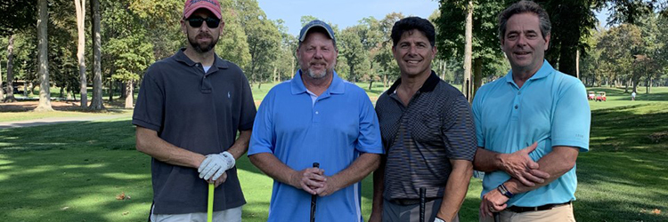 EW Howell hosts 17th Annual John Bergin Benefit for a Friend Golf Outing; attended by over 100, event raises $150,000