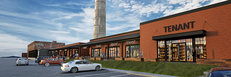 TAYLOR, the Builders awarded contract to redevelop Fairport site; redevelopment led by Donohoe Management