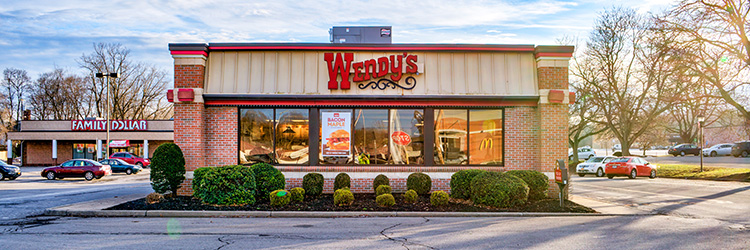 Black of Horvath & Tremblay completes three retail sales totaling $8.239 million; includes $2.019 million sale of stand-alone Wendys