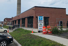 Empire Commercial Construction nears completion of 10,324 s/f build-out in Fairport