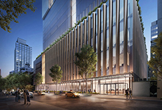 Longfellow Real Estate Partners and New York Blood Center reveal new Center East renderings