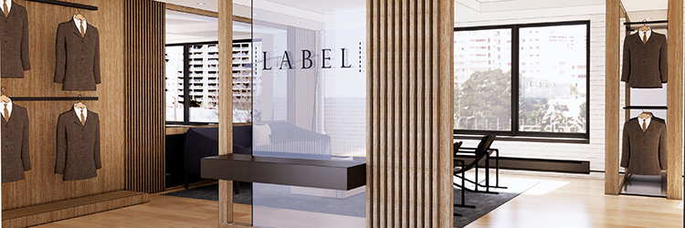 Mojo Stumer completes design work for LABEL: New showroom, sales and office space in Manhattan